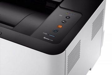 Laserovou tiskárnou