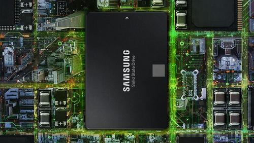 Disku SSD Samsung